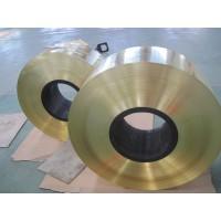 供应0.1mm黄铜带 0.1mm高精黄铜带厂家 H68黄铜带