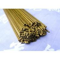 供应0.1mm黄铜管 0.1mm拉花滚花黄铜管 H68黄铜管