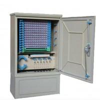 光缆交接箱144芯室外壁挂式96芯SMC材质 满配
