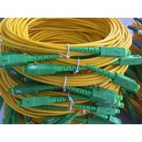 SC APC3米单模电信级光纤跳线束状尾纤分路器