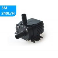 小型冷却机水泵 DC30A 扬程3米,流量240L/H