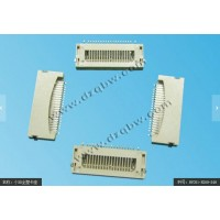 小XD全塑卡座HYC01-XD50-340