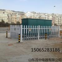 PVC变压器围栏 固定式箱变围栏 玻璃钢护栏 厂家
