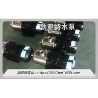 离心泵 不锈钢自吸式耐腐蚀小型电泵 卧式电动离心泵