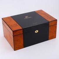 欧式大容量高档雪茄保湿盒