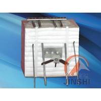 熔铝炉耐火炉衬陶瓷纤维模块设计施工