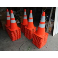 橡胶路锥 上海橡胶路锥厂家 橡胶路锥尺寸/价格
