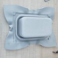 EVA热压定型EVA冷压加工eva复布模压一体成型eva泡绵