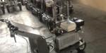 巴中手推式汽油塑胶跑道划线机 体育场篮球场人造草坪划线机