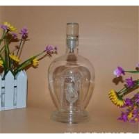 异形酒瓶生产厂家订制异形玻璃白酒瓶